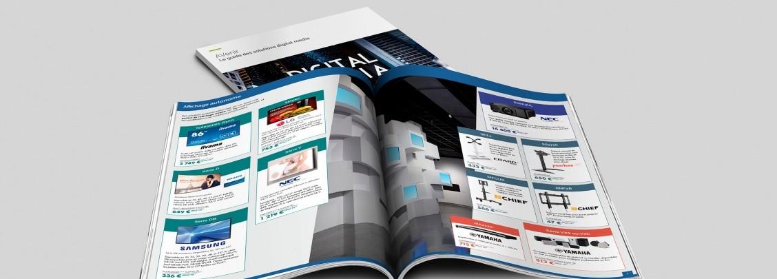 Catalogue digital media SIDEV