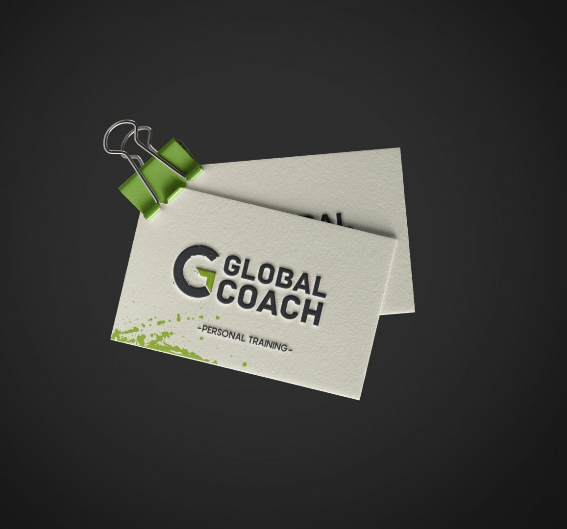 Carte De Visite Global Coach