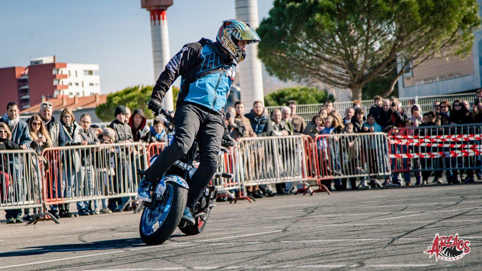 Julien Welsch stunt