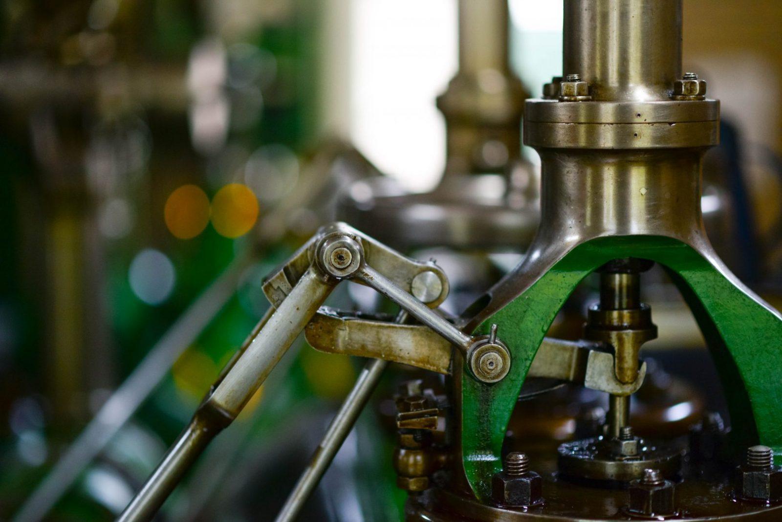 Background industriel