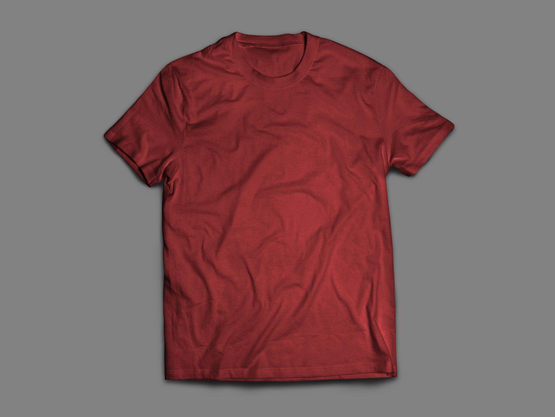 T-shirt neutre