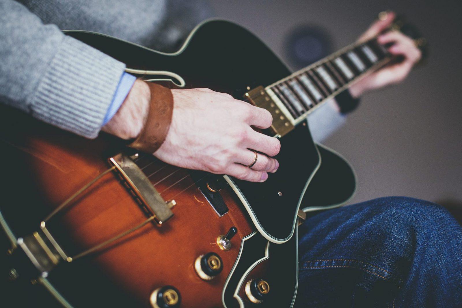 Image guitariste