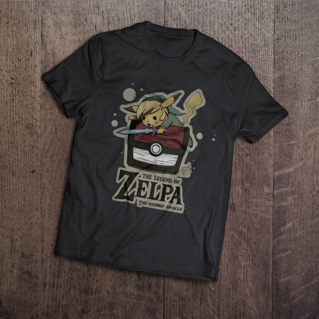 Creation graphique et illustration: T shirt