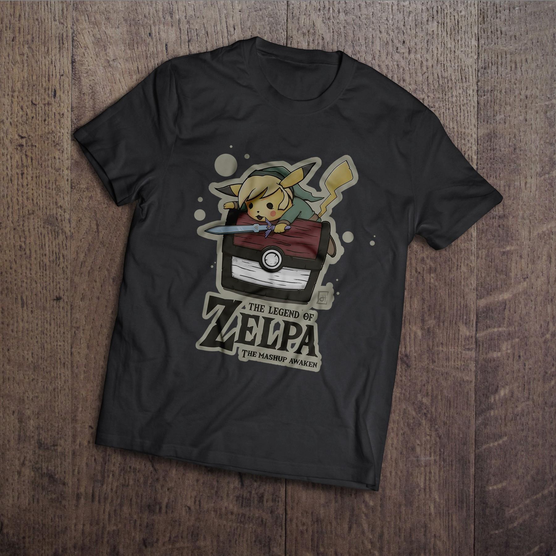 T-shirt linkachu