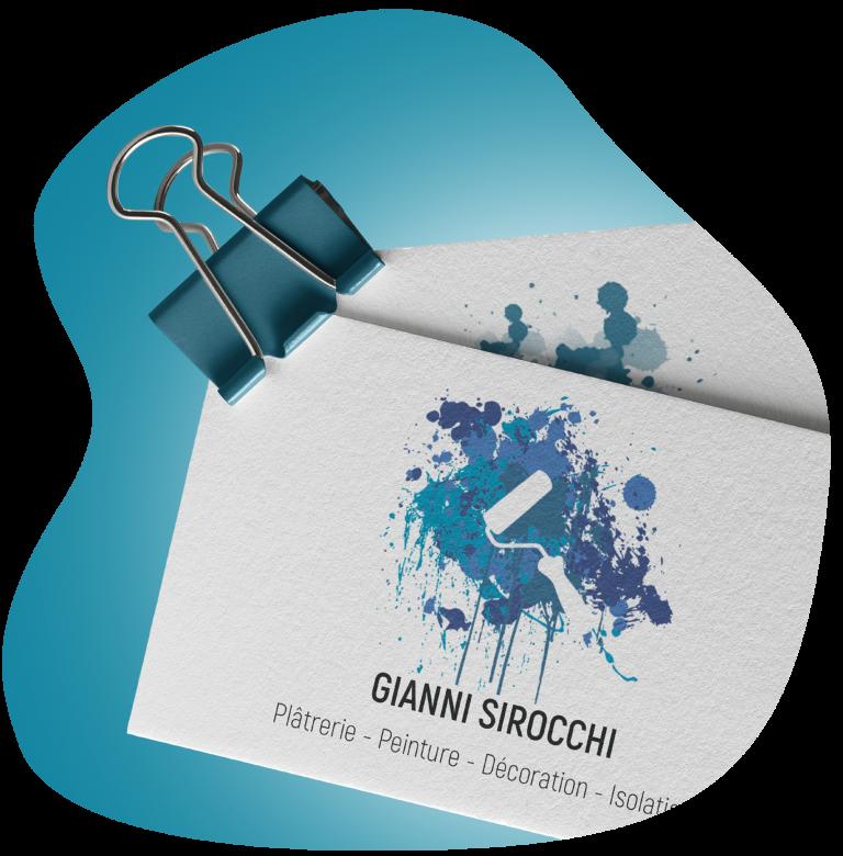 Design Graphique, Identité visuelle et création de cartes de visite
